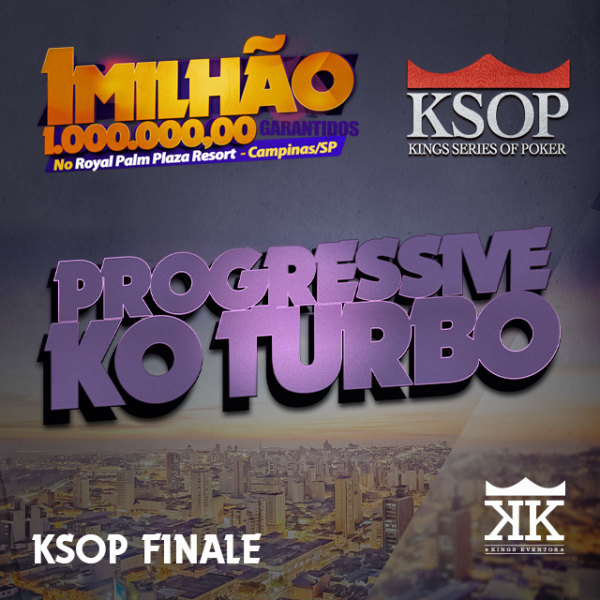 KSOP FINALE - Evento #19 Progressive KO Turbo