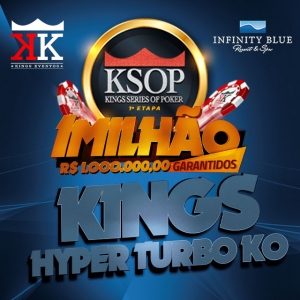 Evento #07 Kings Hyper Turbo KO - 0h - R$ 500,00