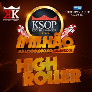 EVENTO #17 NLH - HIGH ROLLER