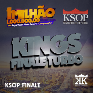 KSOP FINALE - Evento #20 Kings Finale Turbo