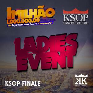 KSOP FINALE - Evento #16 Ladies Event