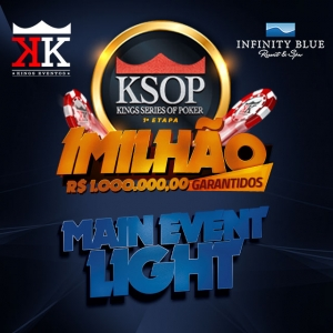 Evento #18 Dia 1 - Main Event Light - 21h
