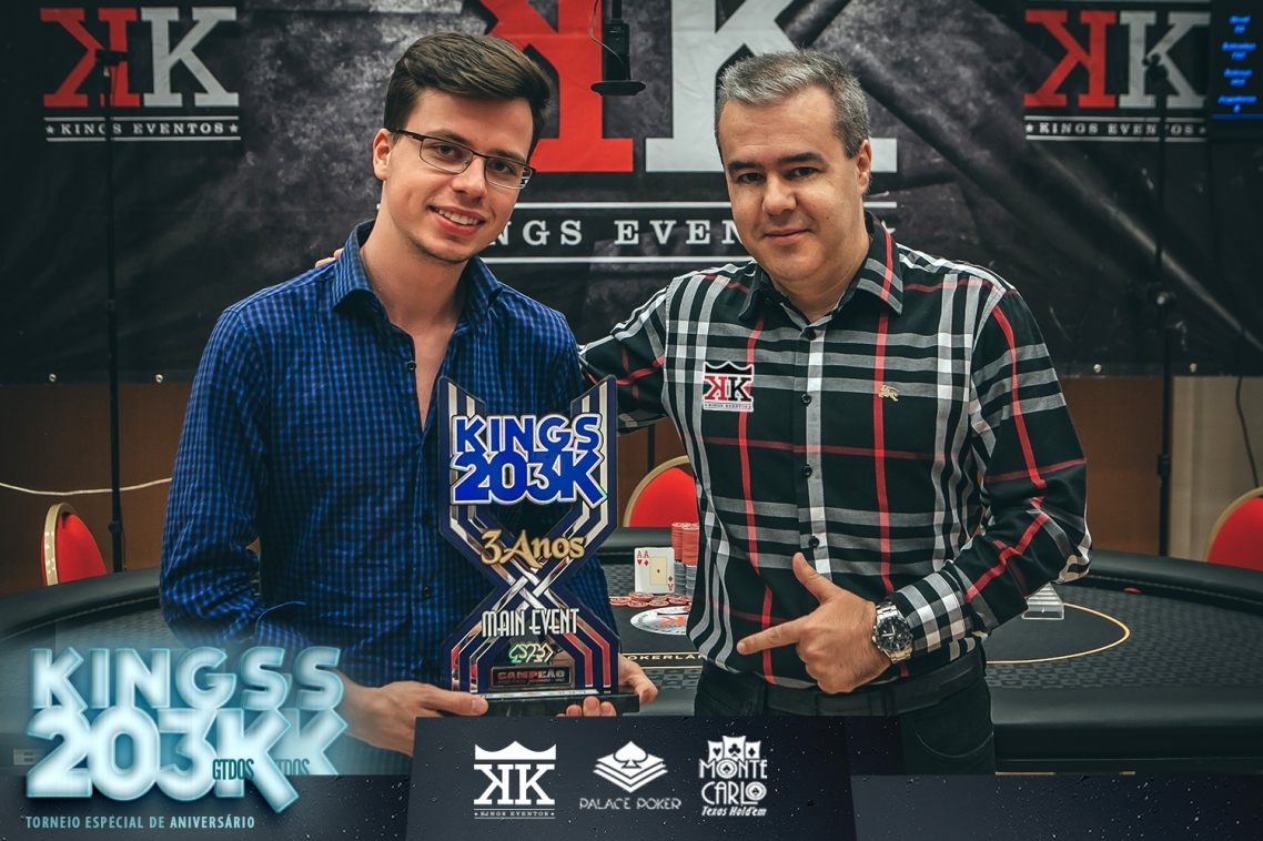 Arthur Metz é Campeão do KINGS 203K GTD