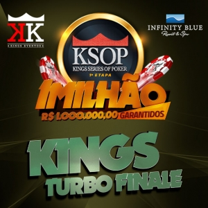 Evento #24 - Kings Finale Turbo